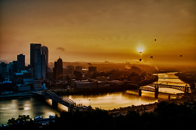 Pittsburghs glow