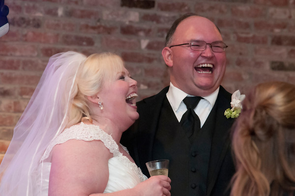 Laughter and Excitement with family and friends! Pittsburgh Wedding Photography